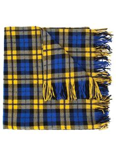 small checked scarf Faith Connexion