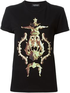футболка с фото-принтом Antpitagora