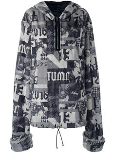 куртка свободного кроя Puma