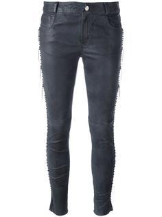 укороченные узкие брюки Pihakapi