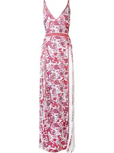 вечернее платье 'Essie' Zac Zac Posen
