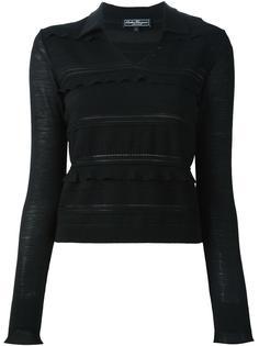 v-neck sweater Salvatore Ferragamo