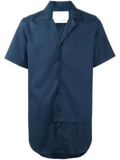 layer short sleeve shirt Matthew Miller