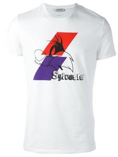 футболка с принтом 'Sylvester'  Iceberg