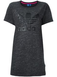 платье-футболка с логотипом Adidas Originals