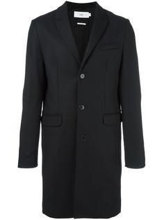 пальто миди с заостренными лацканами Closed