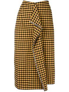 checked skirt  Nº21