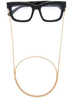 очки 'Falabella' с цепочкой Stella McCartney