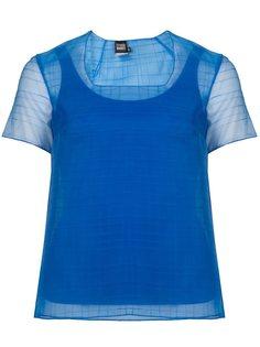 layered t-shirt Fernanda Yamamoto