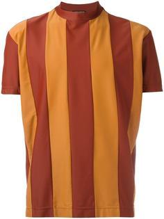 полосатая футболка Issey Miyake Vintage