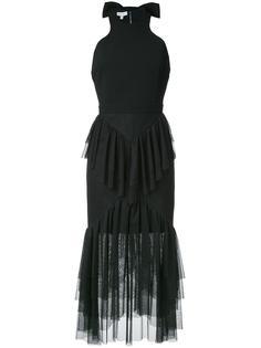 платье с оборками 'Orlando' Rebecca Vallance