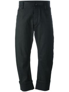 curved cropped trousers  Haider Ackermann