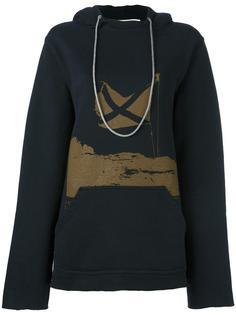 oversized hoodie Golden Goose Deluxe Brand
