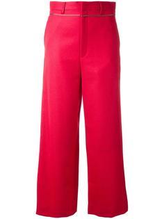 широкие укороченные брюки En Route
