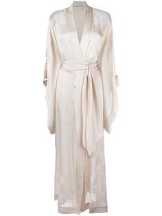 длинный халат-комоно Carine Gilson