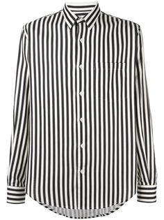 классическая рубашка свободного кроя Ami Alexandre Mattiussi
