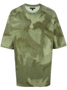 свободная футболка с принтом Yeezy