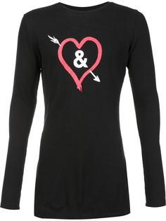 'Ampersand Collab' T-shirt Judson Harmon