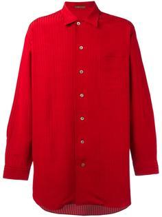 рубашка в тонкую полоску 'Y's' Yohji Yamamoto Vintage