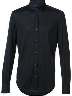 рубашка с воротником на пуговицах Brunello Cucinelli