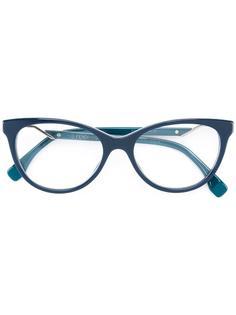 """очки с оправой """"кошачий глаз"""" Fendi"""