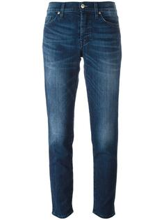 узкие джинсы 7 For All Mankind