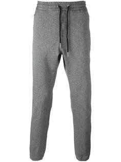 спортивные брюки с эластичным поясом Diesel