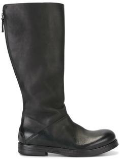 rear zip boots Marsèll