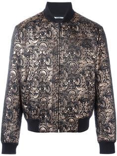 куртка-бомбер 'Eye' с барочным узором Kenzo
