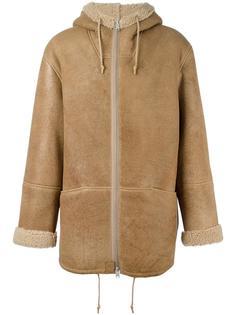 пальто из овчины  Yeezy