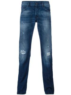 зауженные джинсы Dondup