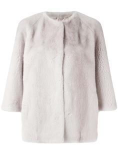 куртка с рукавами три четверти Yves Salomon
