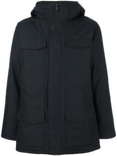 пальто-пуховик на молнии с капюшоном Canada Goose