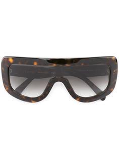 солнцезащитные очки с массивной оправой Céline Eyewear