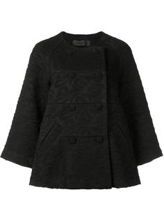 oversize paisley pattern jacket Co