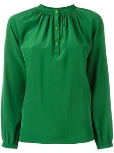 блузка с пуговичной планкой Vanessa Bruno