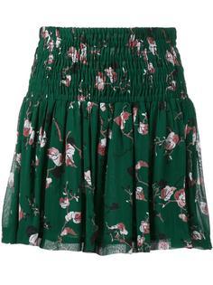 юбка с принтом Ganni