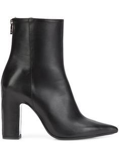 ботинки с заостренным носком Barbara Bui