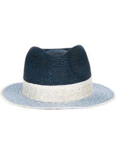 соломенная шляпа Etro