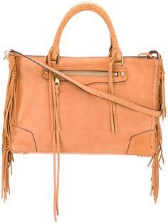 сумка-тоут с бахромой Rebecca Minkoff