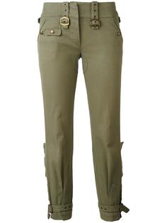 укороченные брюки Christian Dior Vintage