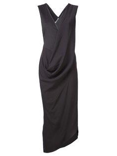 асимметричное платье  Alessandra Marchi