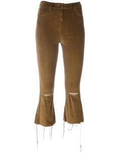 укороченные брюки Forte Couture