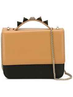 сумка на плечо с цепочной лямкой Salar