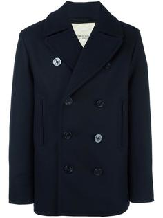 короткое двубортное пальто Ralph Lauren