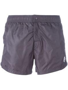 шорты для плавания с логотипом  Moncler