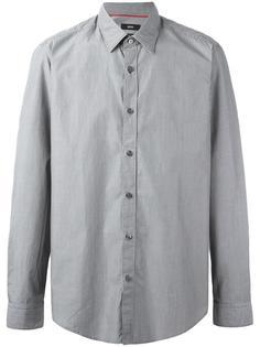 рубашка с узором в горох Boss Hugo Boss