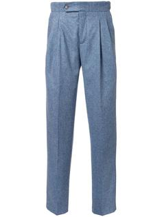 pleated tapered trousers Éditions M.R