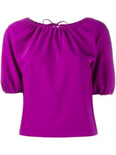 блузка с открытыми плечами Rejina Pyo