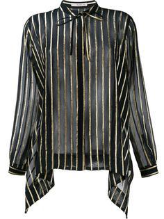 полосатая блузка Etro